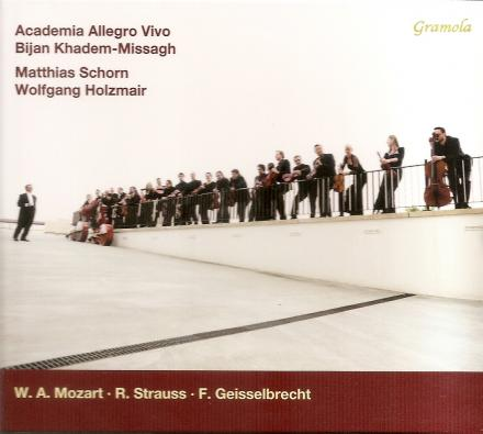 Mozart, Strauss, Geisselbrecht